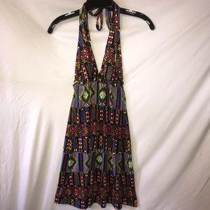 JB by Julie Brown Halter Dress